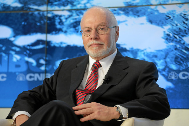 Billionaire and activist investor Paul Singer. (Image courtesy of Wikipedia.)