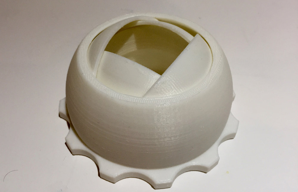"My own ""plain"" Venus box 3D print"