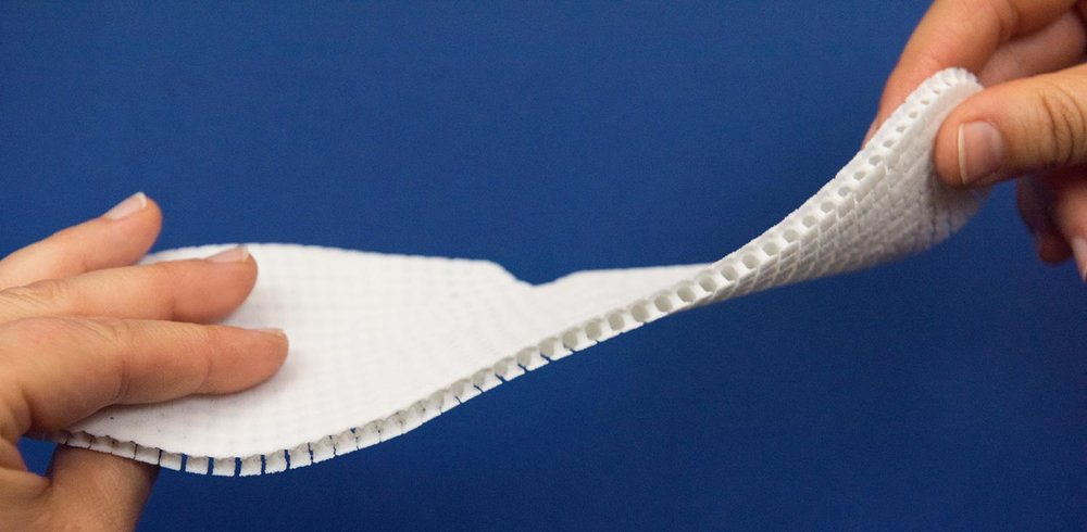 Precision 3D printed insoles