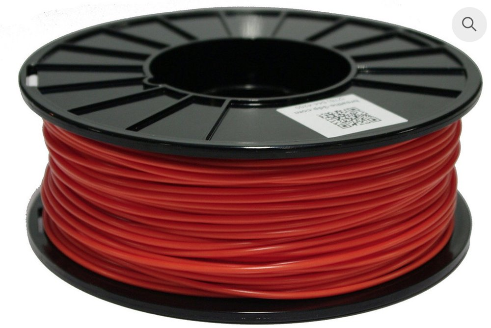 A nylon-PLA composite 3D printer filament