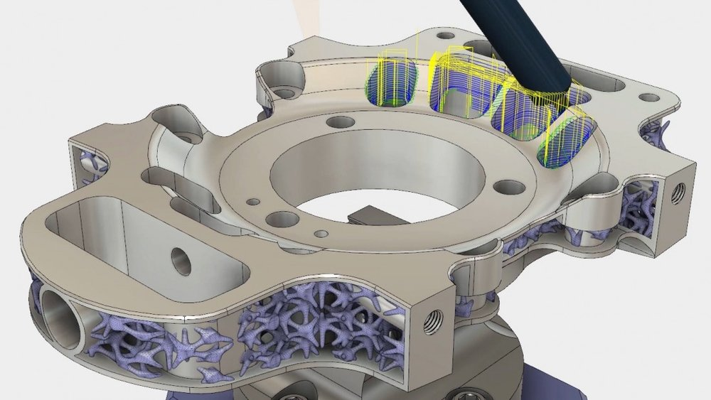 Five new features in Autodesk Fusion 360