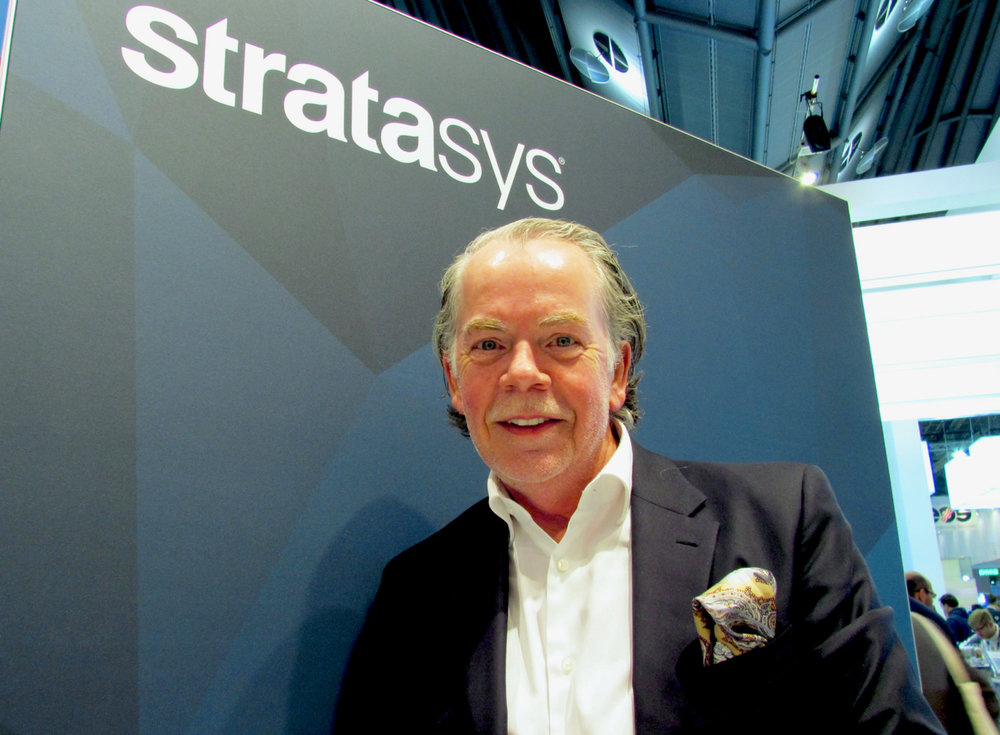 Stratasys' Andy Middleton