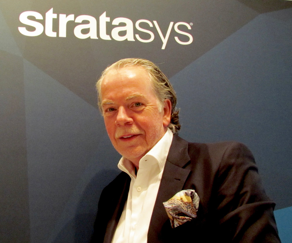 Andy Middleton of Stratasys