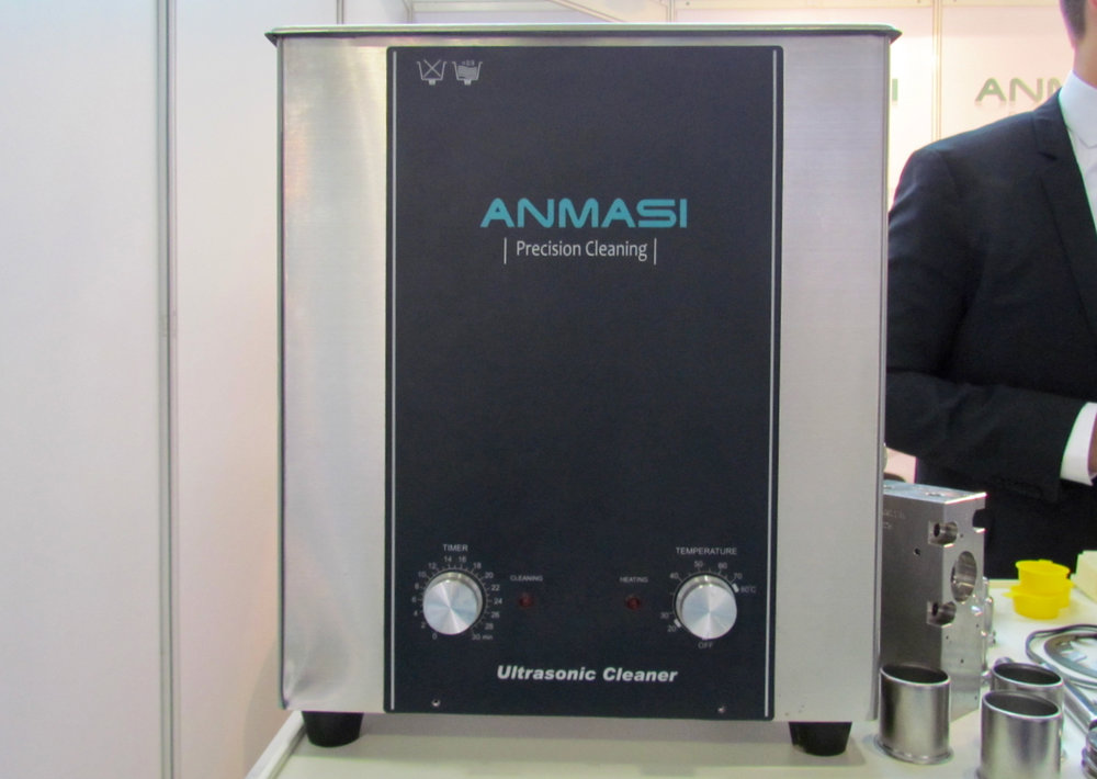 An example cleaning system from Anmasi