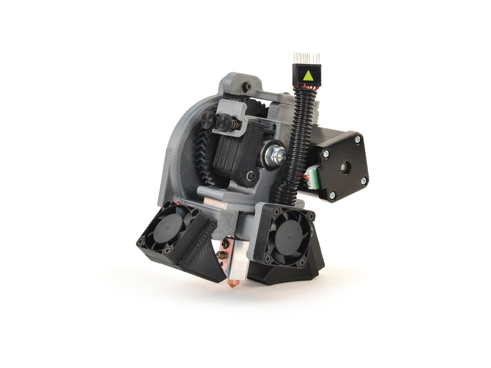 The LulzBot TA MOARstruder Tool Head