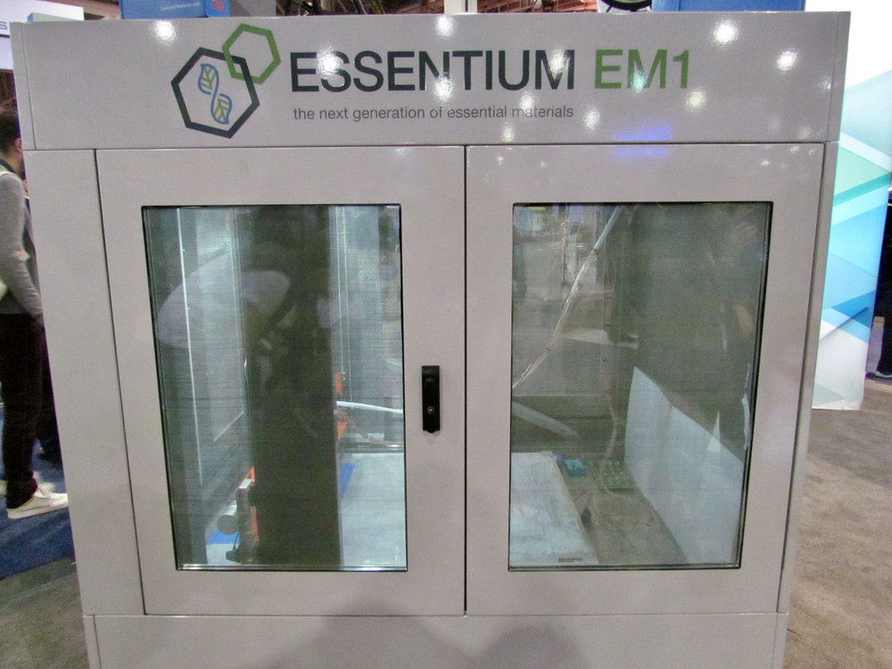 Essentium develops revolutionary 3d printing process 3d printing process