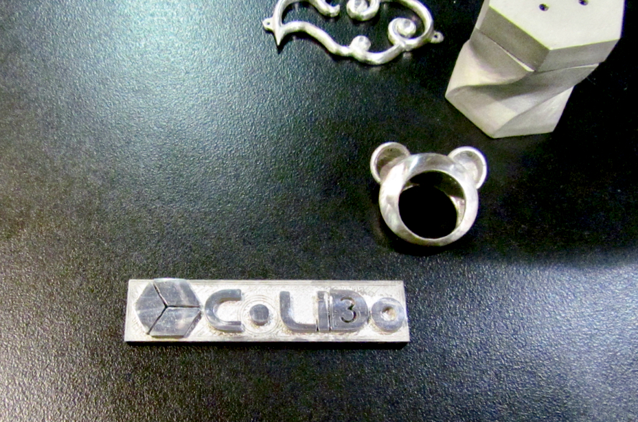 CoLiDo's inexpensive 3D metal printing system