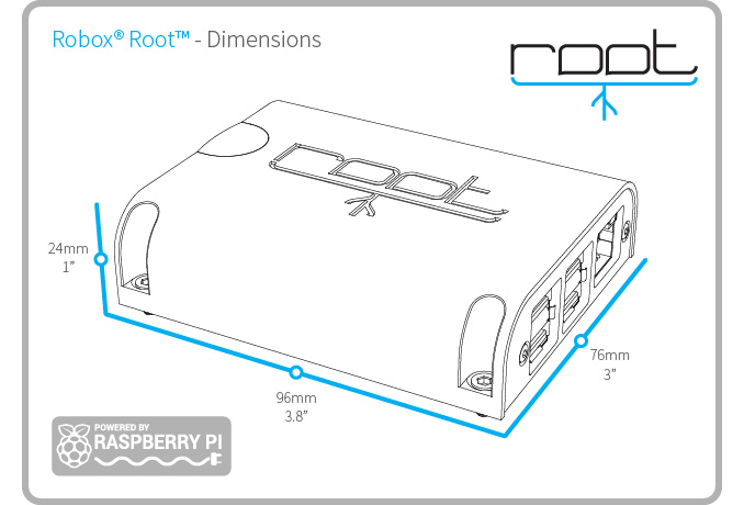 "The CEL ""Root"" 3D printer control unit"