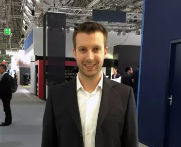 Adriano Bernardi, product manager for the Additive Manufacturing division at Sisma. (Image courtesy of Sisma.)