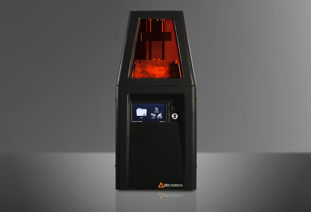 The B9Creations Core Series 3D printers