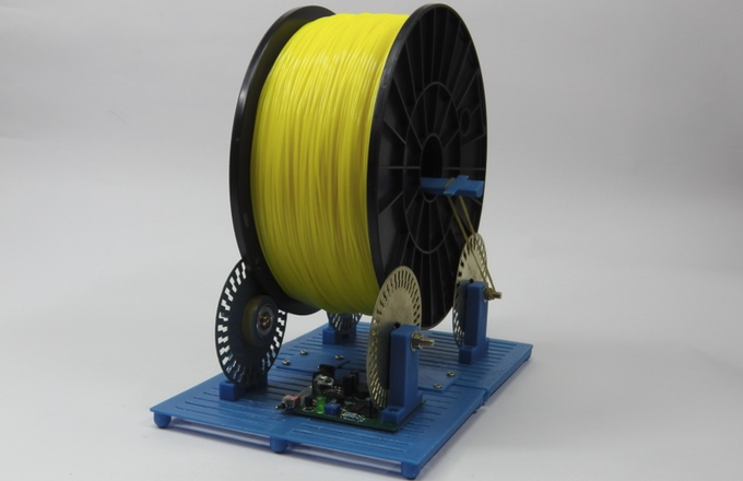 The Filament Roller