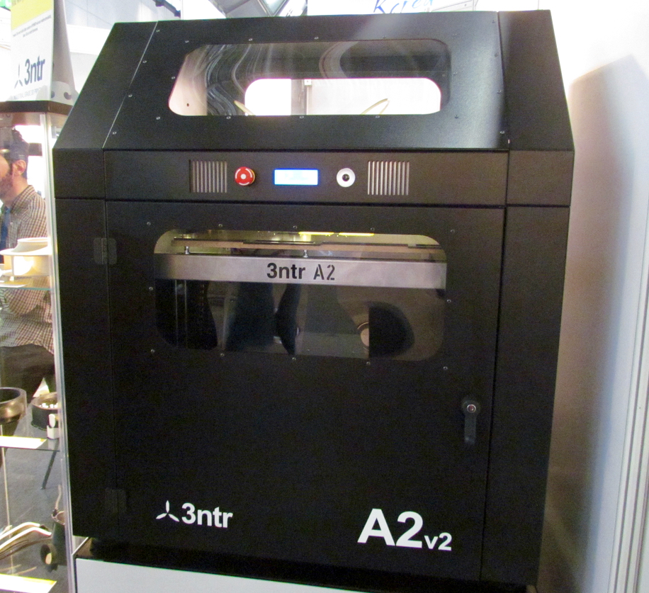 The 3ntr A2 professional 3D printer
