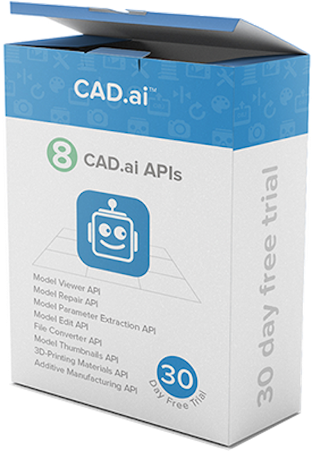 CAD.ai provides CAD tools for online use