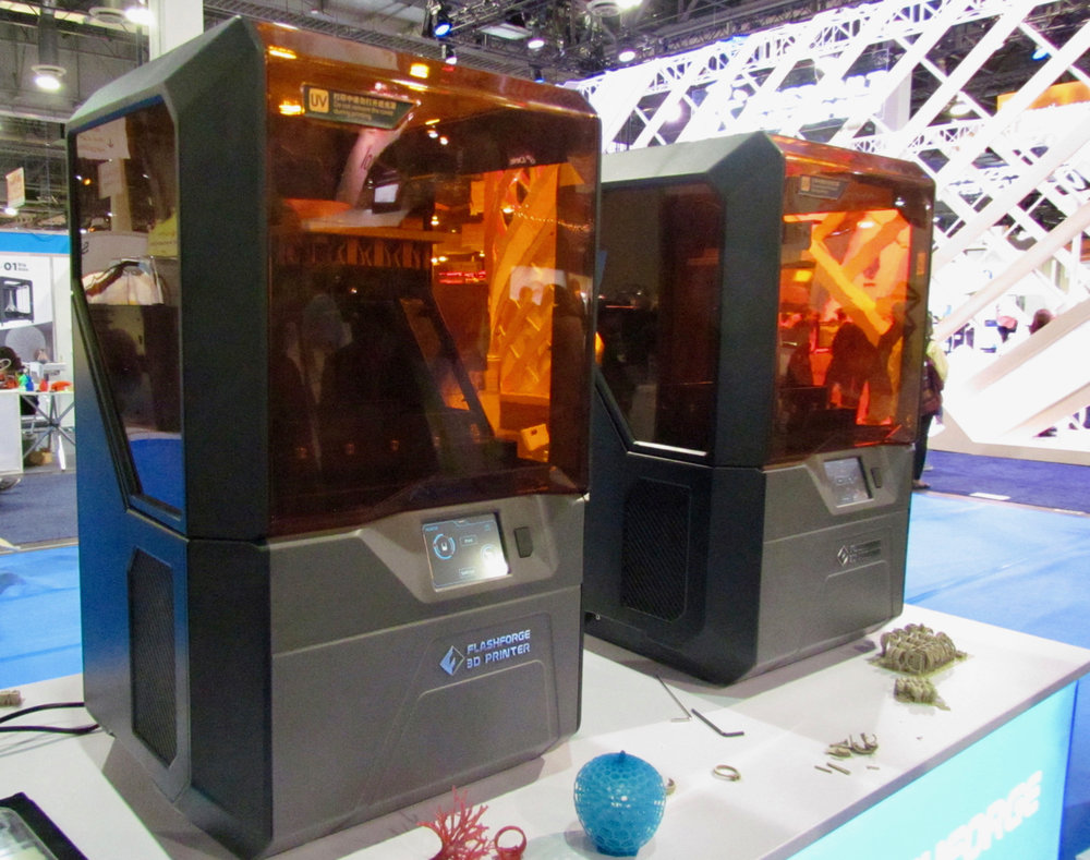 Flashforge S New Hunter Dlp 3d Printer