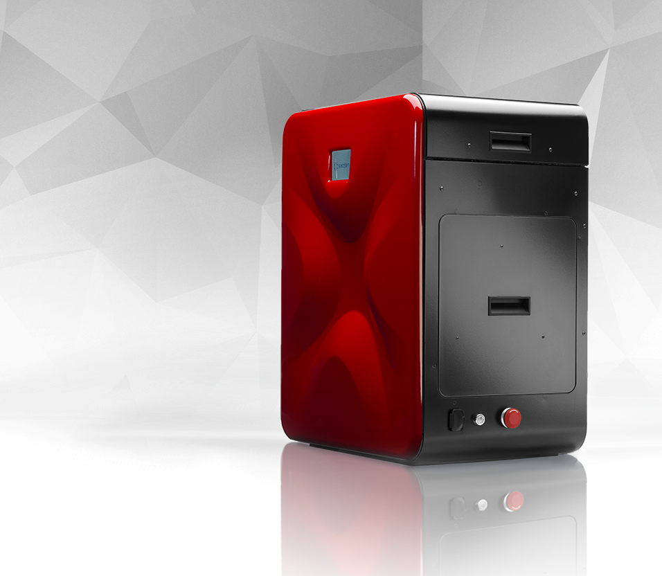 The Sinterit Lisa powder 3D printer