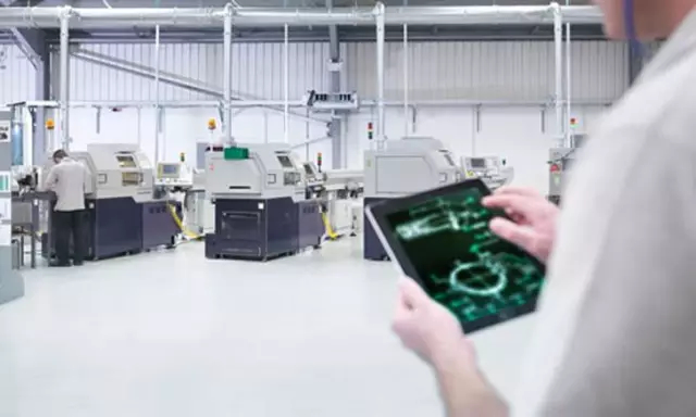 SAP enables customers to determine which products make sense for 3D printing. (Image courtesy of SAP.)