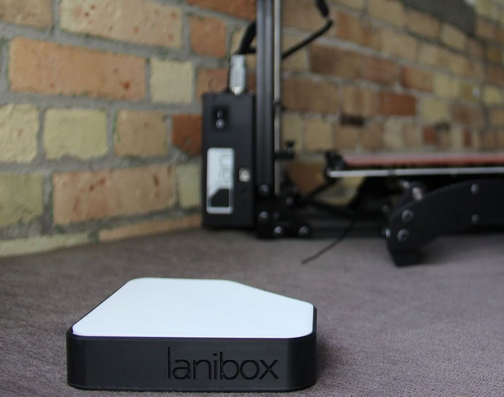 The lanibox from Lani Labs