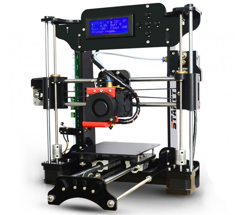 The USD$99 STARTT desktop 3D printer