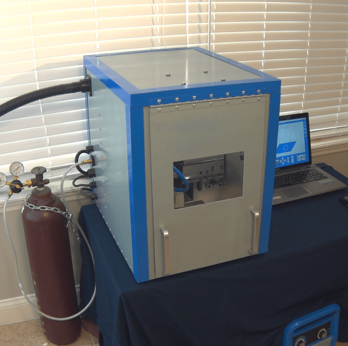 Ability3D's new affordable 3D metal printer, the Ability1