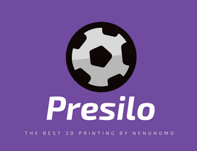 The new Presilo desktop 3D printer