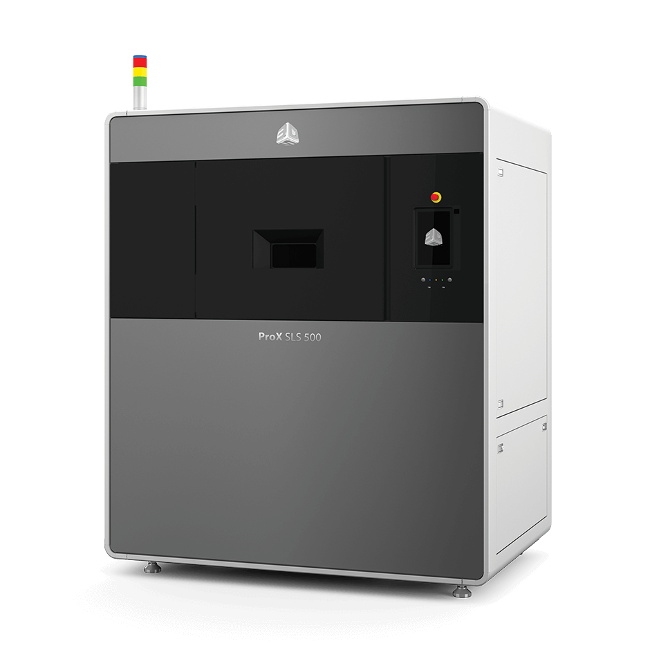 3D Systems' ProX SLS 500 production 3D printer