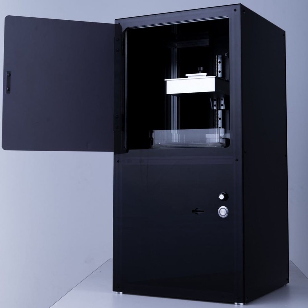 The Moai 3D printer