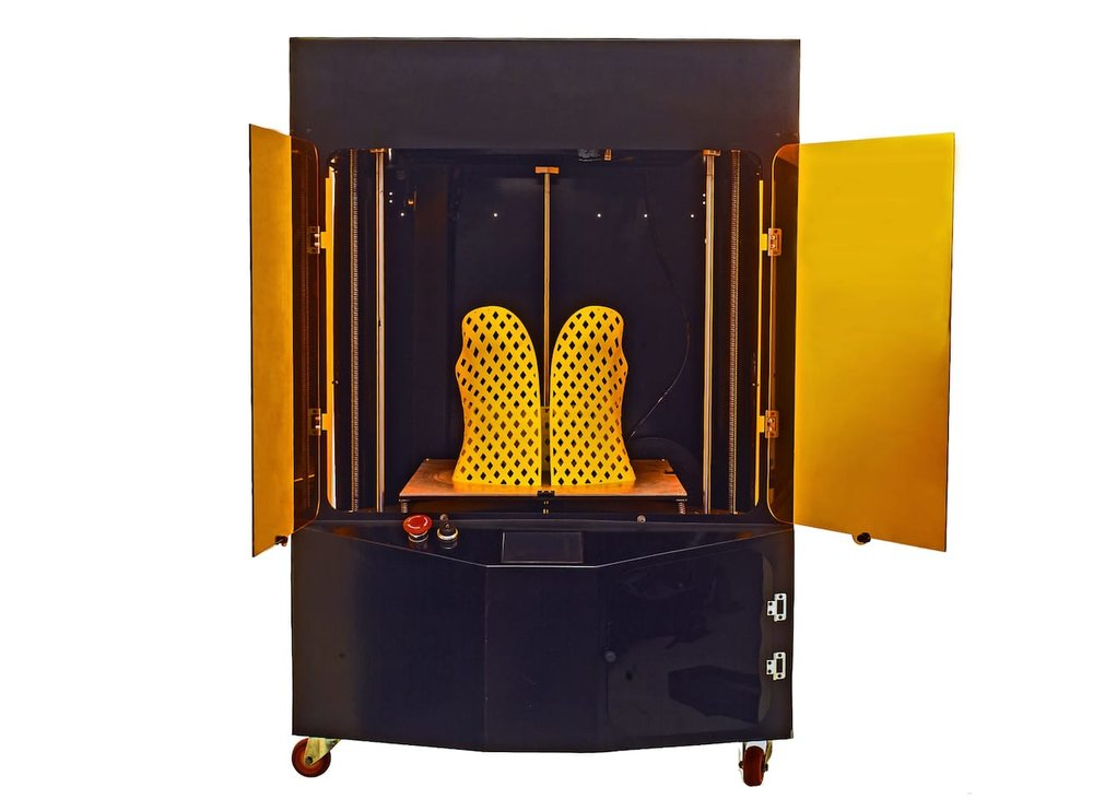 The new Kentstrapper MAVIS professional 3D printer