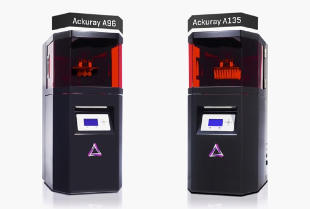 Ackuretta's new DLP resin-based professional 3D printers