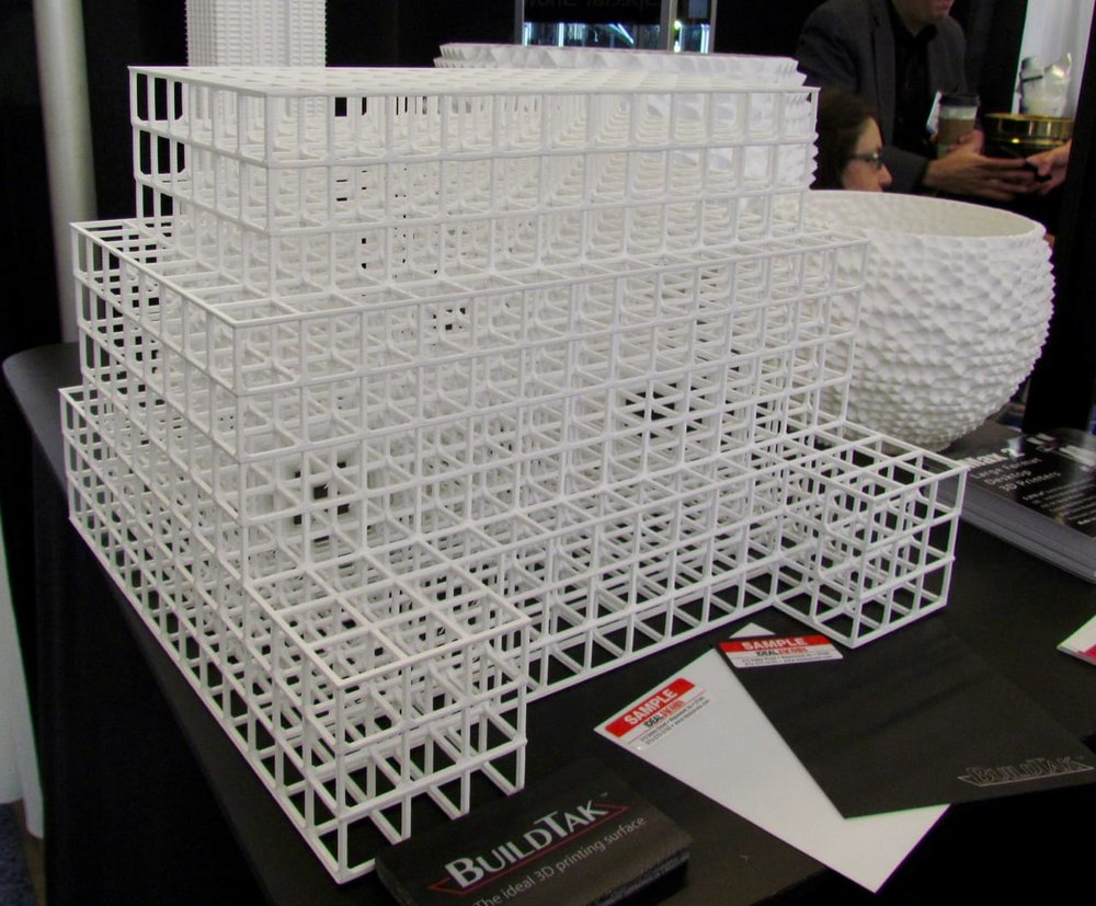 Want to 3D print bridges? This 3D model has a few