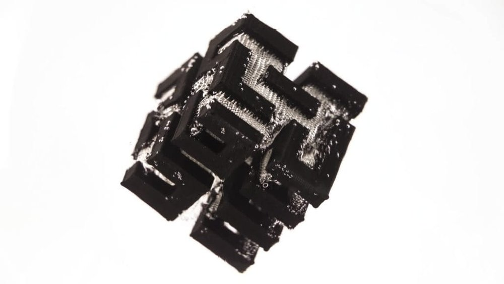 3D-Fuel's new HydroSupport water soluble support material for desktop 3D printers