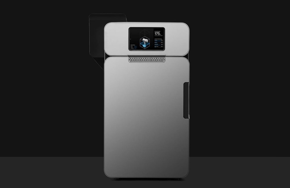 The new Fuse 1 SLS industrial 3D printer from Formlabs - stylish, isn't it?