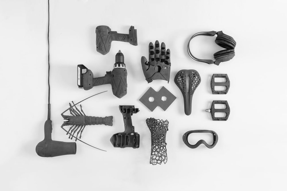 Parts of arbitrary complexity can be 3D printed more easily on the new Formlabs Fuse 1 SLS 3D printer