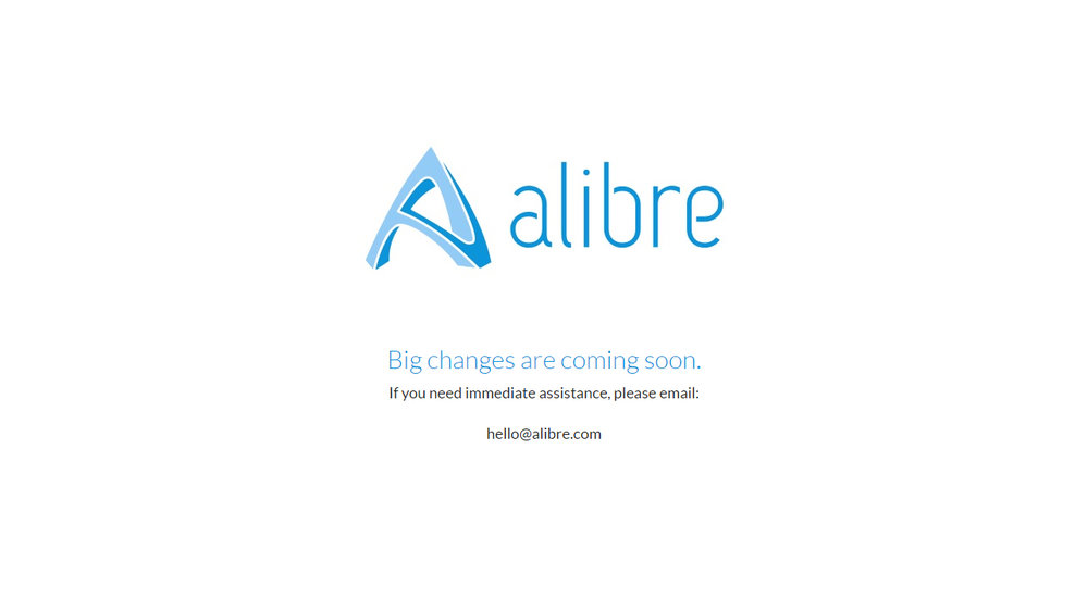 Is Alibre alive again?