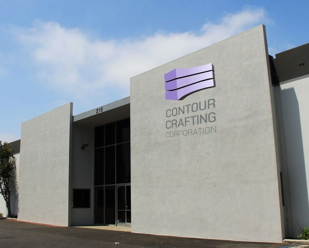 Contour Crafting's California HQ