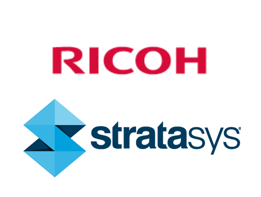 Ricoh and Stratasys?