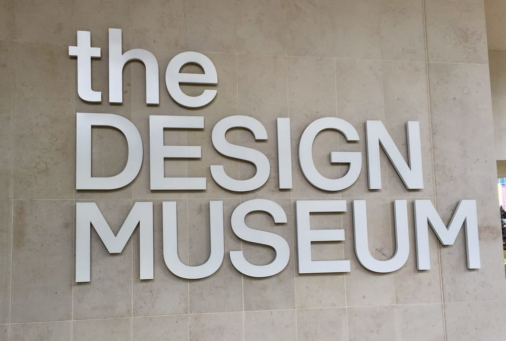 The Design Museum in London holds a couple of 3D surprises