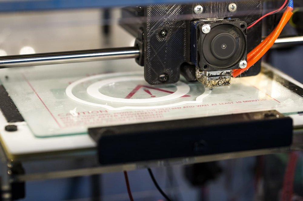 3D printing jobs on the increase