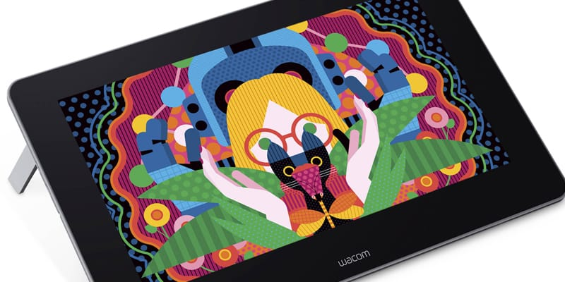 Wacom's new tablet