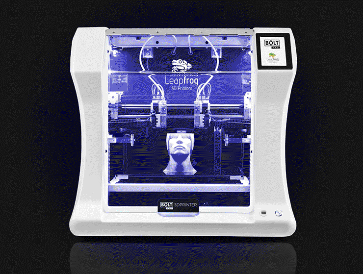 Leapfrog 3D Printers offers a visual feedback mechanism