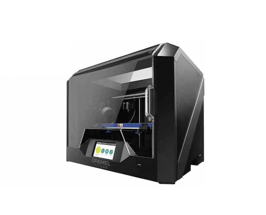 The new, unreleased Dremel 3D45 desktop 3D printer