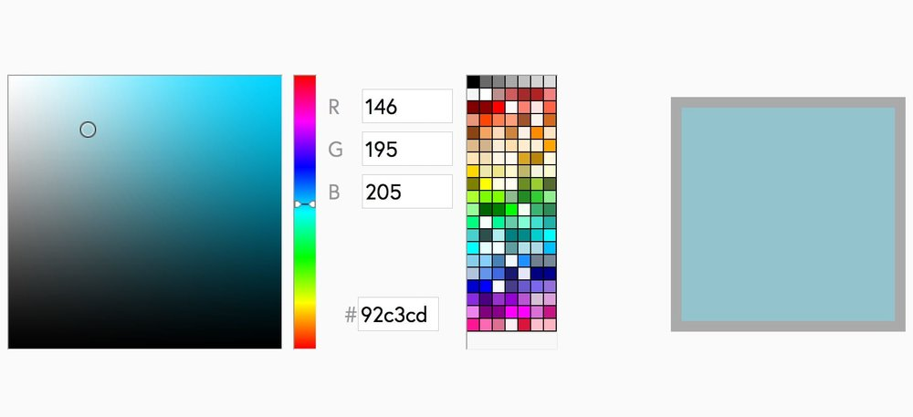 Selecting the precise color for your 3D printer filament