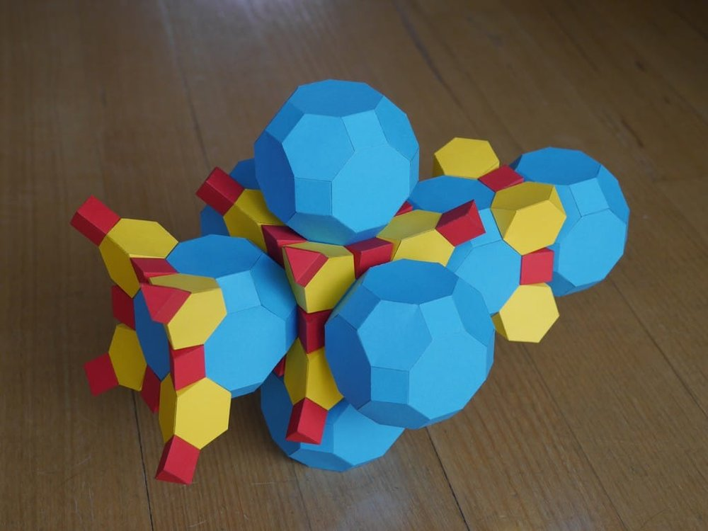 A defined shape you may not have heard of before: the Cantitruncated Tesseract