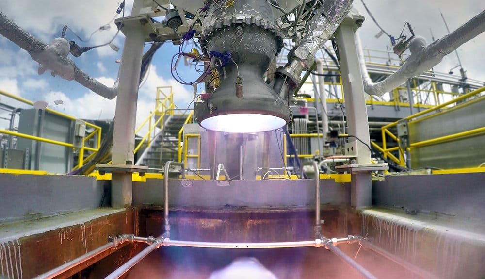 Lighting up Relativity Space's 3D printed rocket engine
