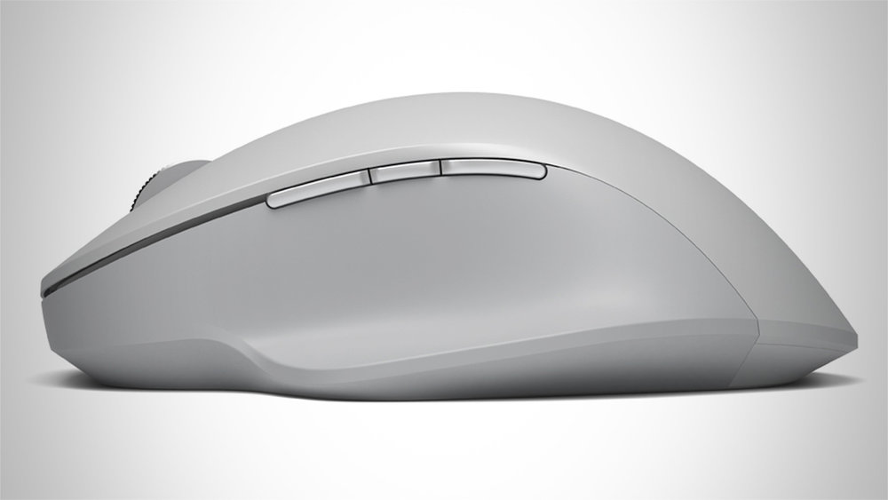 The new Microsoft Mouse