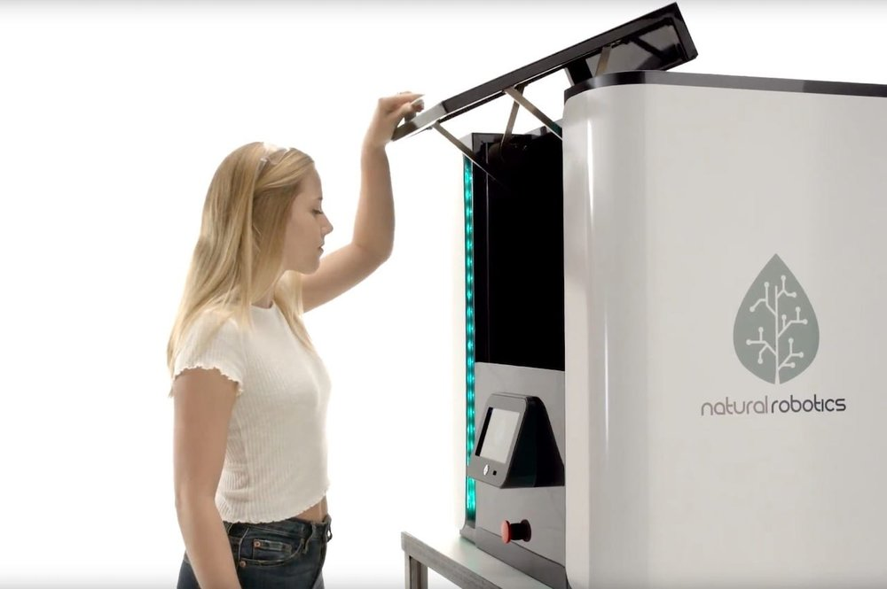 The new VIT SLS 3D printer from Natural Robotics is now available for order