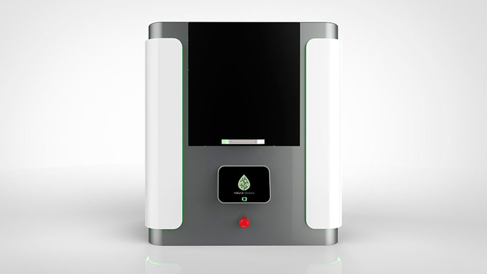 The new Natural Robotics VIT SLS 3D printer