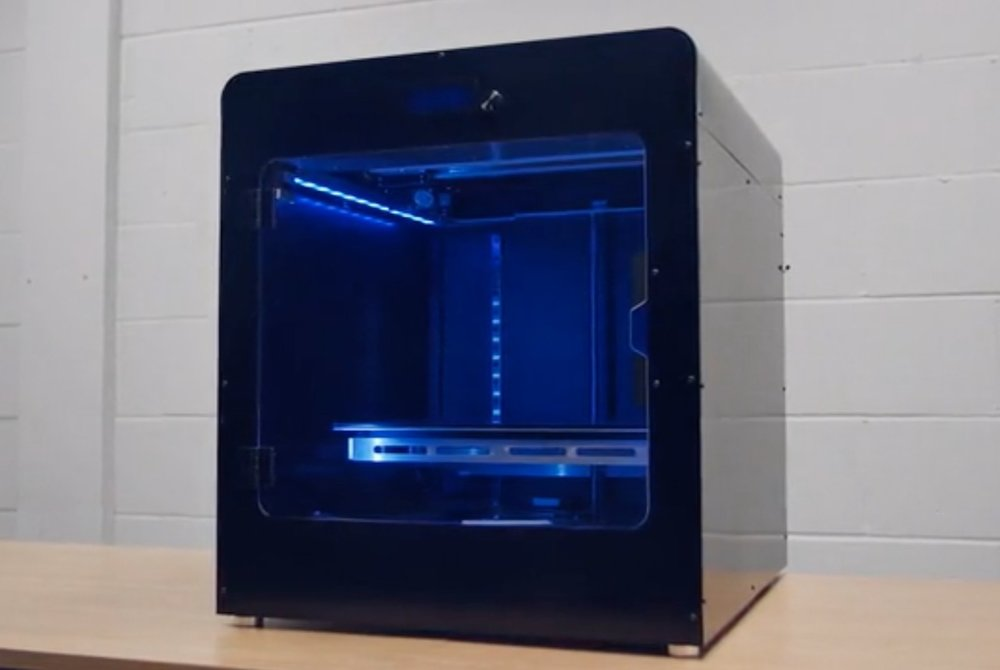 The X1 Professional desktop 3D printer from Inception Machines
