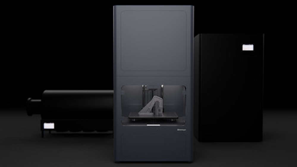 Markforged's 3D metal printing system