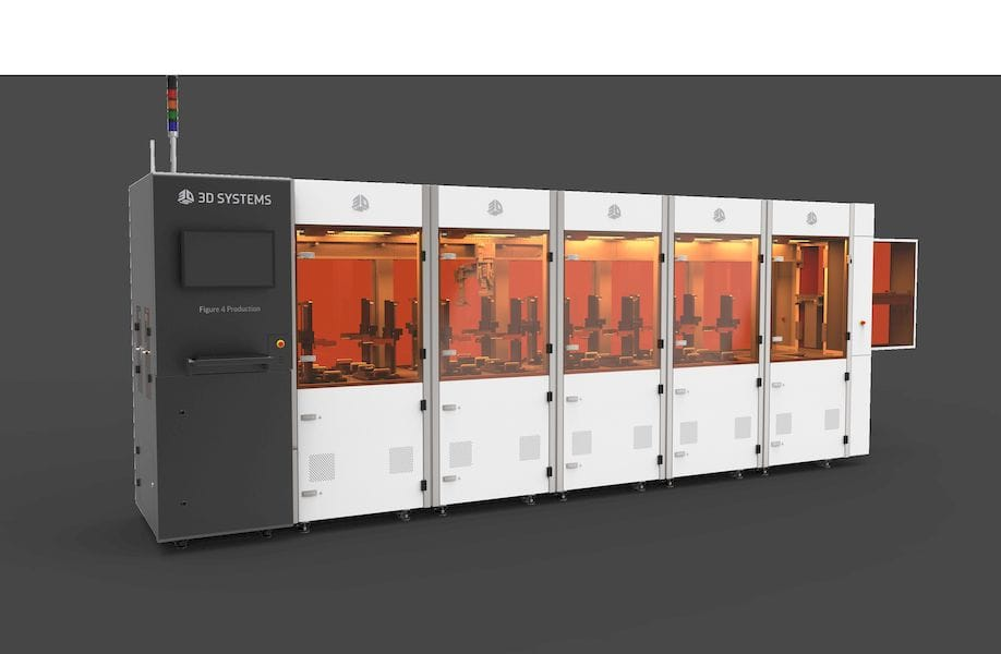 It's now possible to order a Figure 4 3D printing system from 3D Systems
