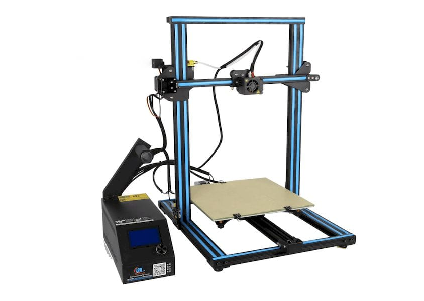 The Creality CR-10S desktop 3D printer kit